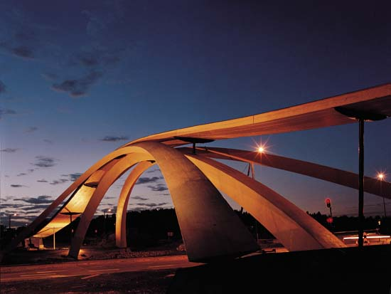 Leonardo da Vinci Bridge