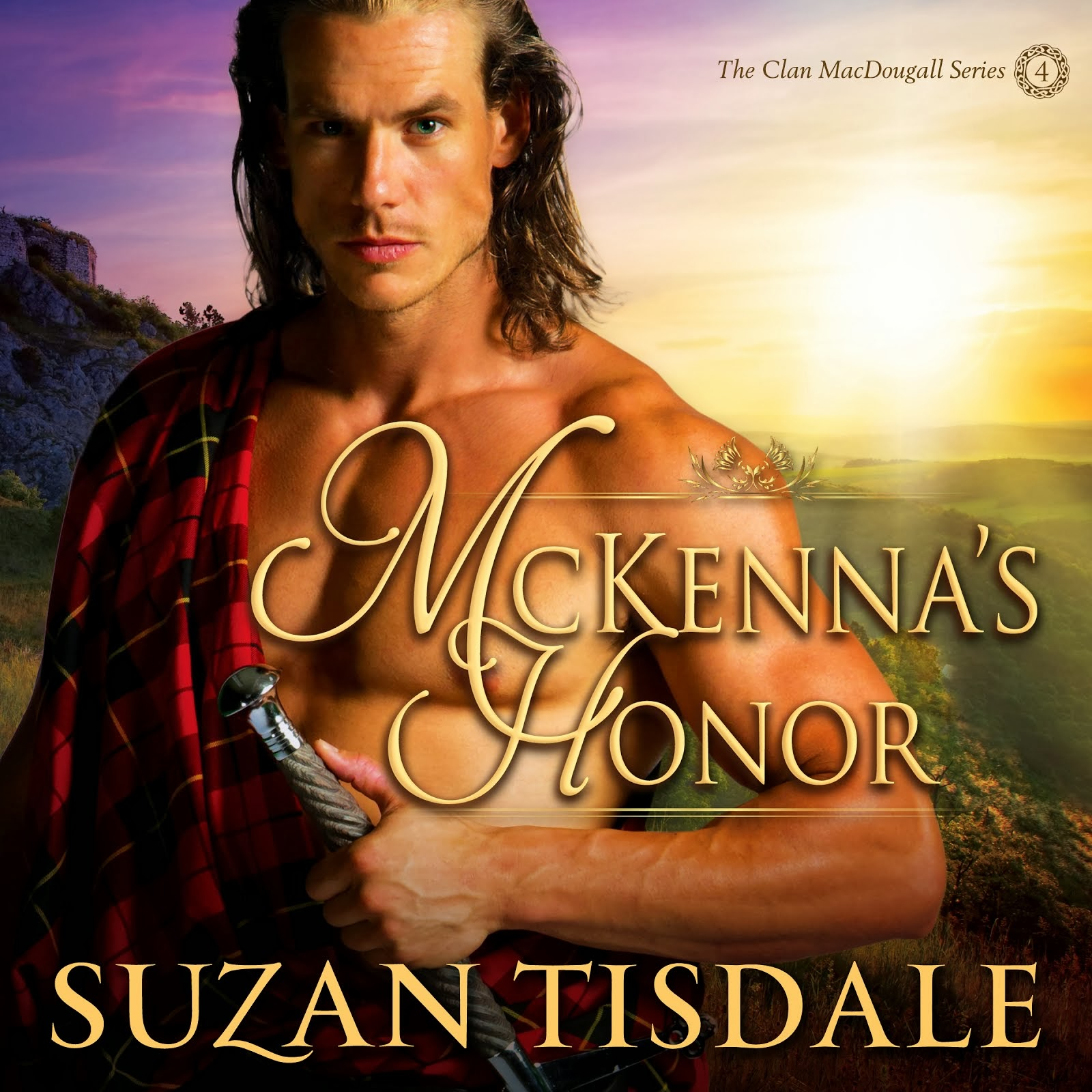 McKenna's Honor at Audible