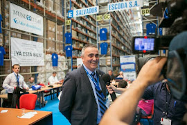 Entrevista en #Escoferia14