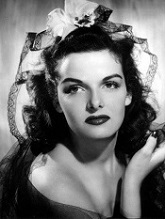 "Jane Russell, "" Los implacables """
