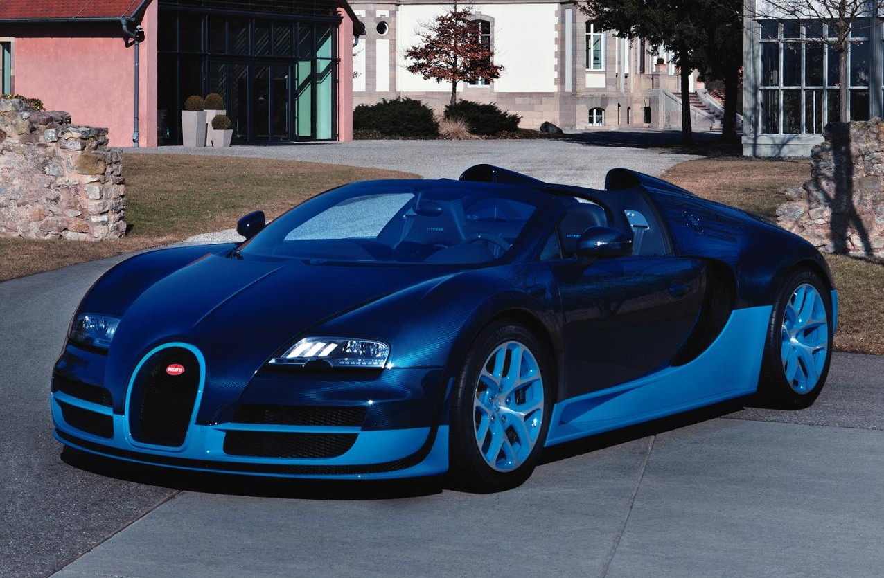 bugatti veyron grand sport vitesse se han atrevido. Black Bedroom Furniture Sets. Home Design Ideas