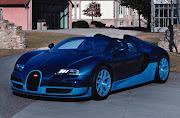 Bugatti Veyron Grand Sport Vitesse. Se han atrevido.