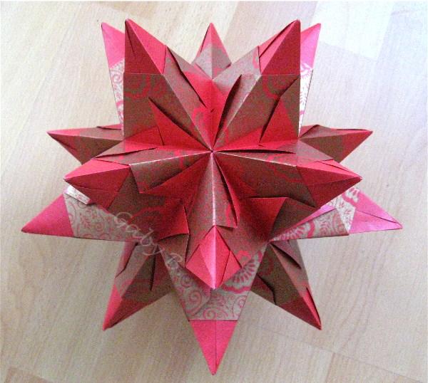 gaby 39 s ideenreich bascetta stern bascetta star. Black Bedroom Furniture Sets. Home Design Ideas