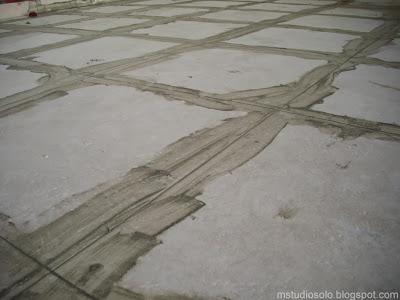 pemasangan lantai keramik langkah 7