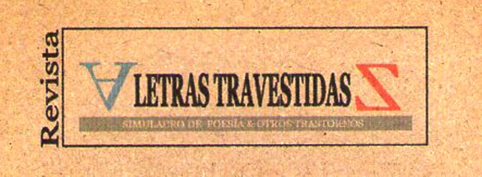 Revista Letras Travestidas