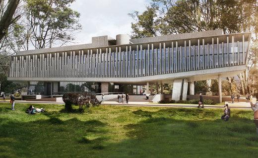 Nuevo Edificio Facultad de Enfermería UNAL