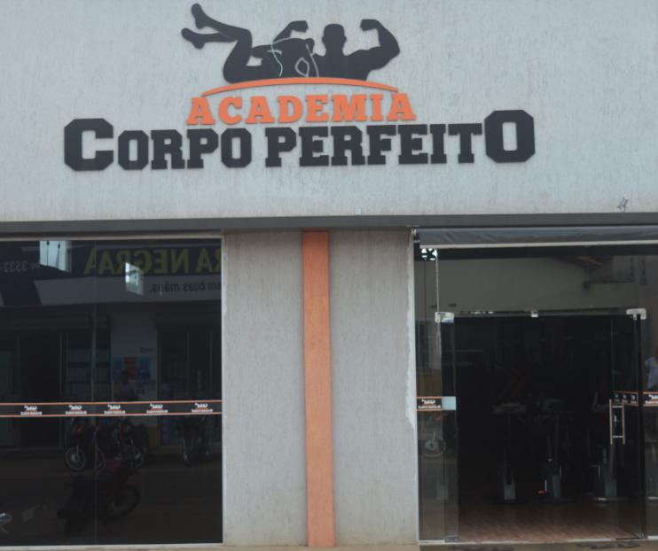 ACADEMIA CORPO PERFEITO