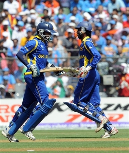 India vs Sri Lanka Final, April 02, 2011, ICC World Cup 2011