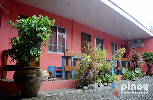 AFFORDABLE  PLACE TO STAY IN BALER: Jamjen's Lodge in Sabang Beach