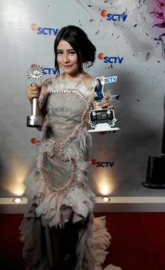 Hasil Pemenang SCTV Awards 2014 tadi malam Lengkap