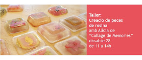 Taller de resina - 28 julio 2012