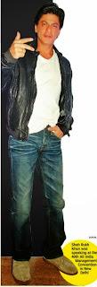 Badshah of Bollywood Shah Rukh Khan