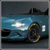 Mazda MX-5 ND Roadster Speedster Concept