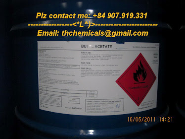 BUTYL ACETATE (BAC) n-butyl, Bulk - drum