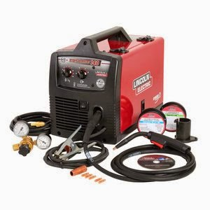 Lincoln Electric K2697-1 Easy Flux Cored MIG Welder Official Review