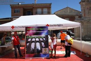 ZUMBA en Segovia_Colaborando con cruz Roja