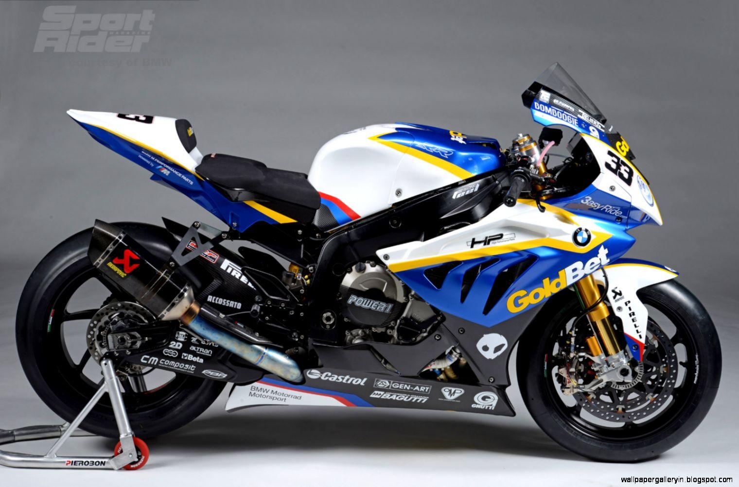 BMW Goldbet Team World Superbike HD 2520 Wallpaper