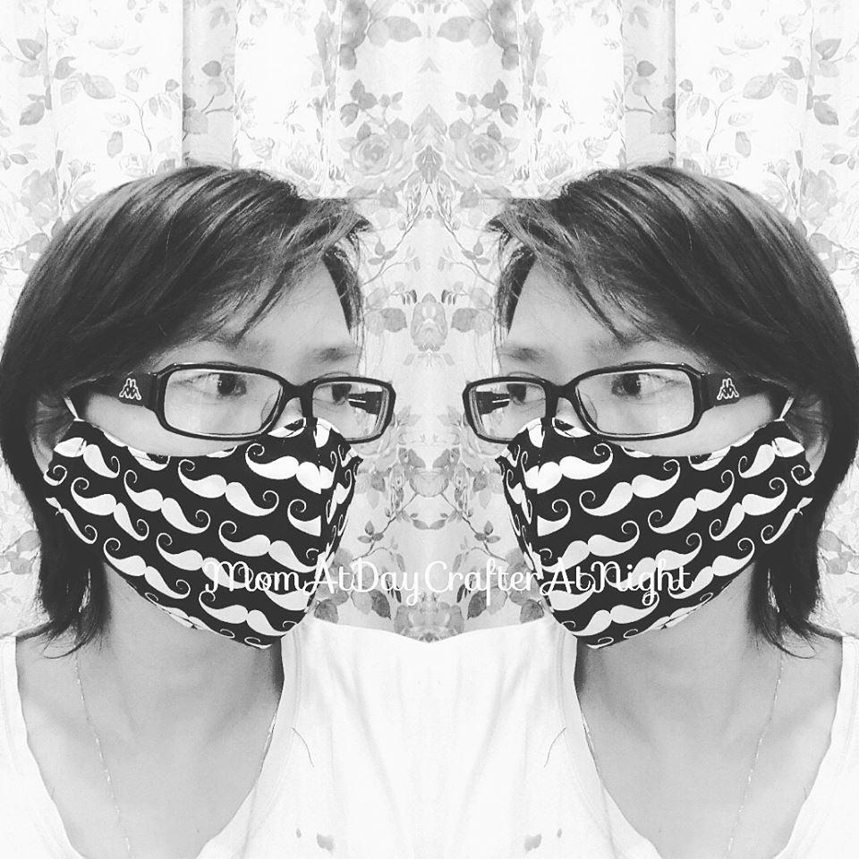 DAHLIA Facemasks