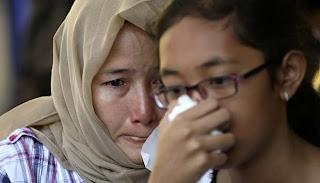 Keluarga Korban Pesawat Sukhoi SuperJet 100