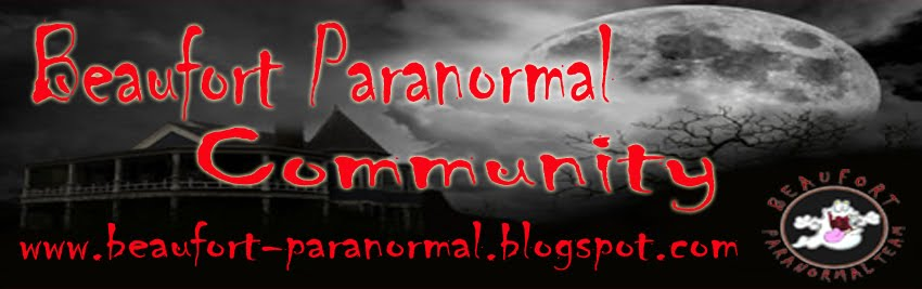 Beaufort Paranormal Community