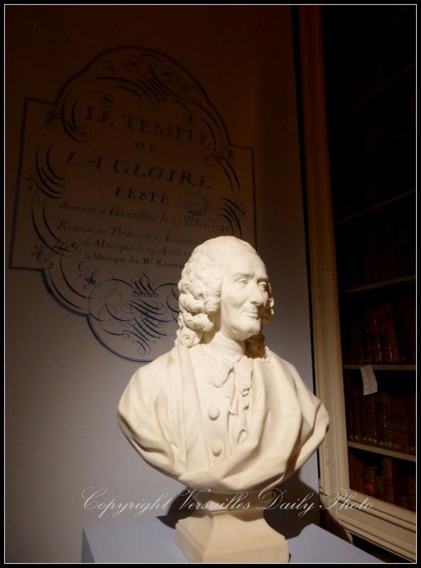 Buste Rameau par Huguenin