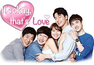 Sinopsis It's Okay Thats Love
