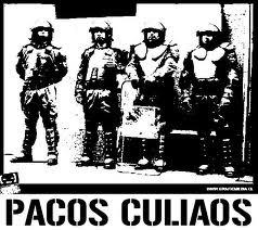 A LA POLICÍA SE LE ENFRENTA!!