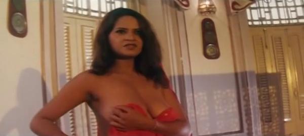 Mallu B Grade Movie Scene