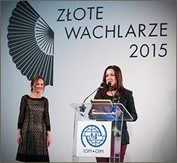 Nagroda dla Angeli Darbinian