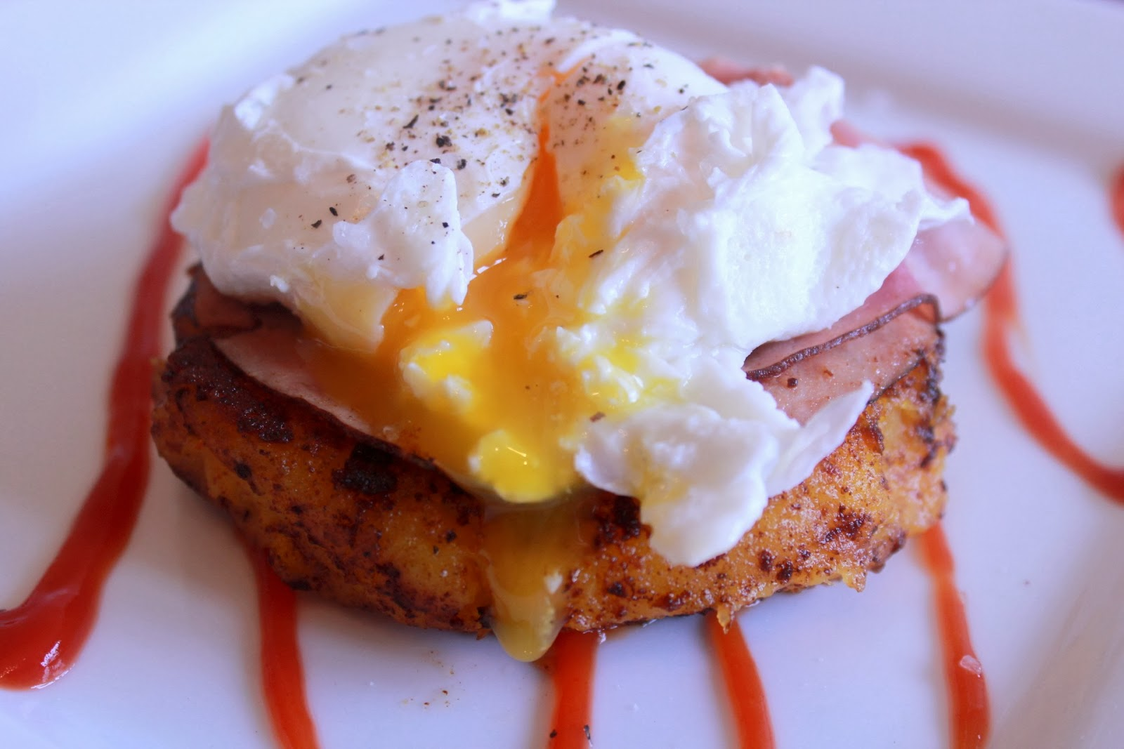 Food I Make My Soldier: Butternut Squash and Bacon Breakfast Cakes