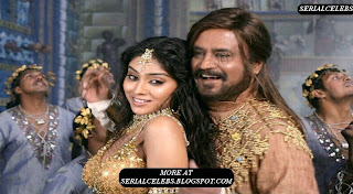 Rajnikanth & Shriya Saran in Sivaji The boss 3D