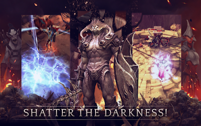 Darkness Reborn v1.3.0 [Mod] APK OBB Data Torrent for android