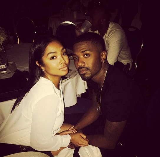 Princess Love and Ray J Break Up