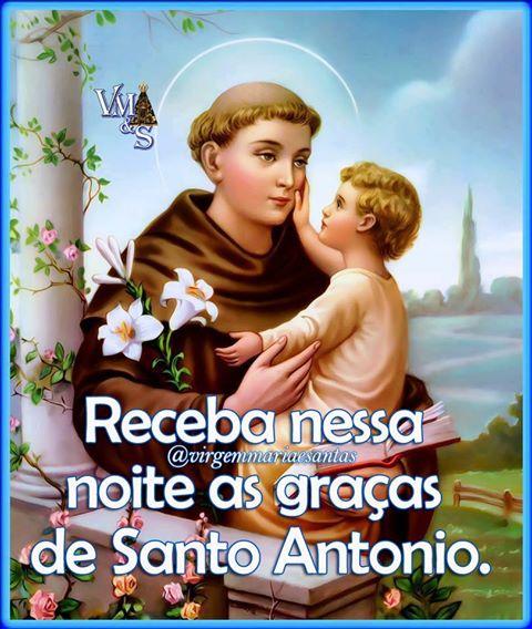 GLORIOSO SANTO ANTONIO  DE PÁDUA