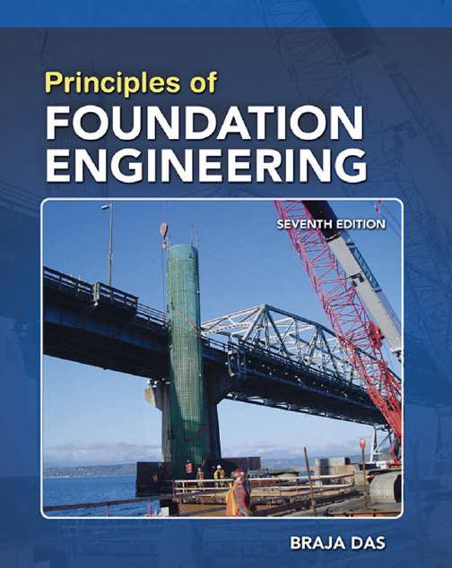 Technological Engineering College Polytechnic Fet Principles Of Foundation Engineering 7th