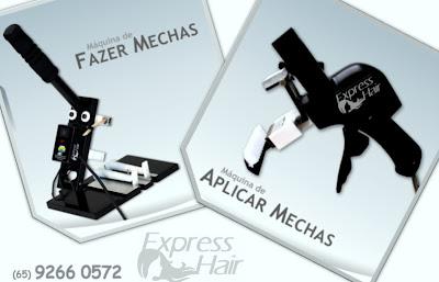 maquina Express hair