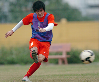 Le Cong Vinh : Vietnam Football Team (1)