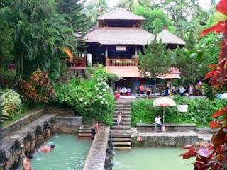 Wisata Pemandian Air Panas Banjar Buleleng Bali
