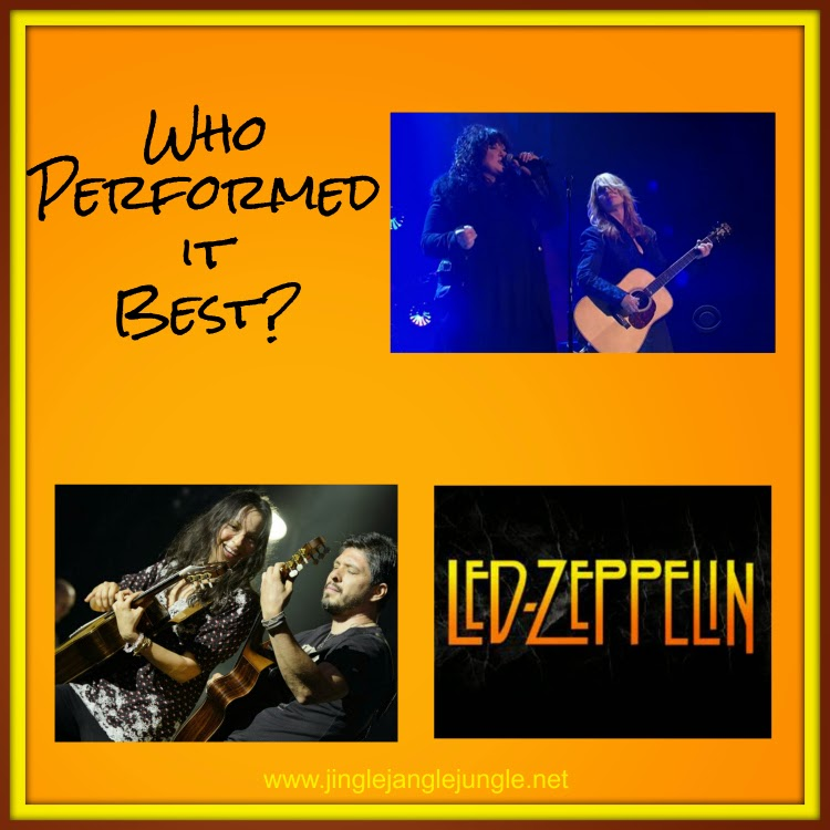 Got You Covered: Stairway To Heaven Led Zeppelin Heart  Rodrigo y Gabriela