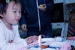 Rocío Xiazhi 4 años