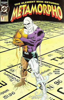 Comics DC Metamorpho Miniserie