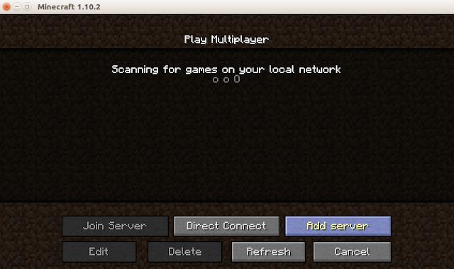 Установка Minecraft Multiplayer Server в Ubuntu 16.04