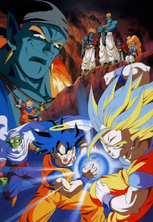 Filme 9 Dragon Ball Z