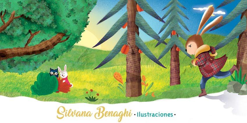Silvana Benaghi ilustradora