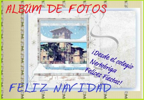 NUESTRAS FOTOS NAVIDEÑAS