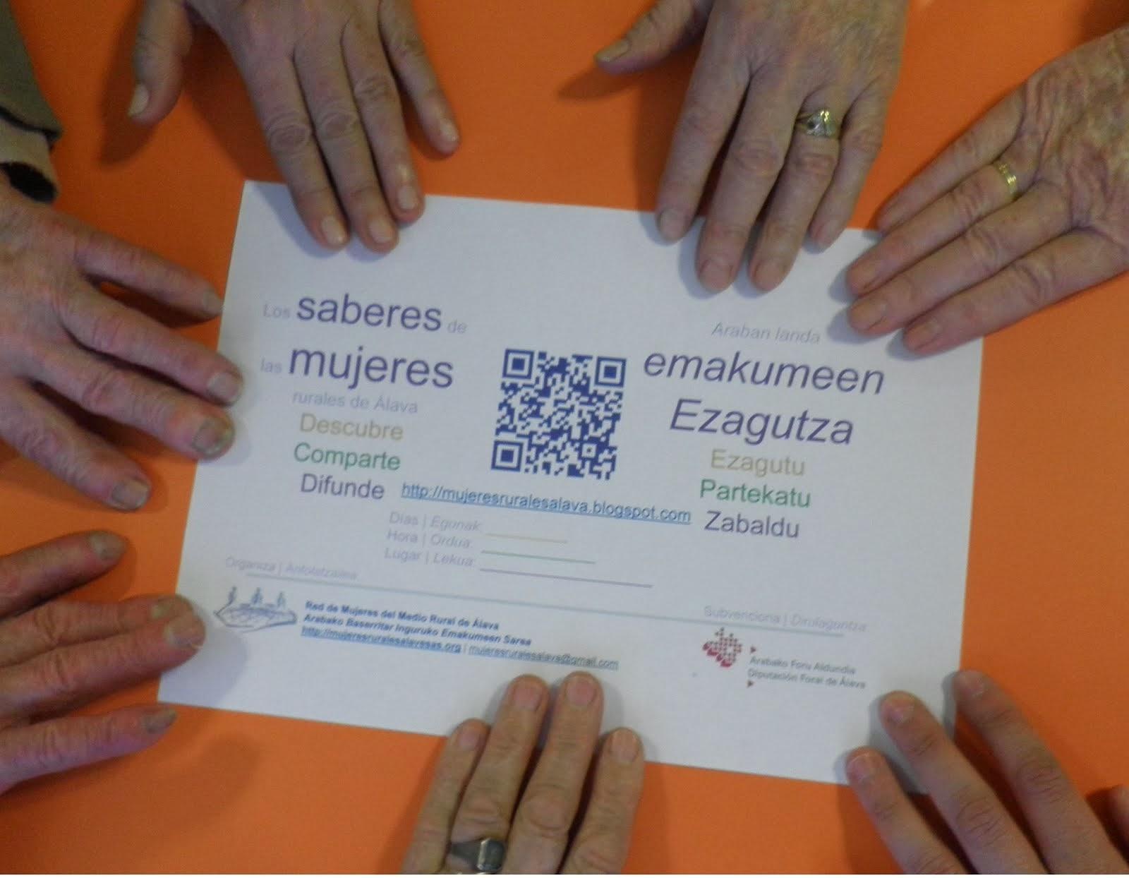 Saberes | Ezagutza
