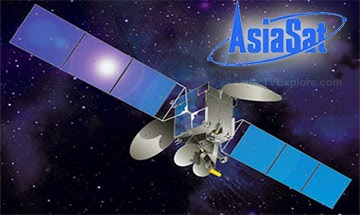 ... has commenced distributing three television channels on AsiaSat 3S