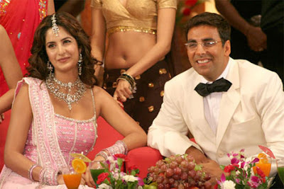 katrina kaif and akshay kumar in welcome