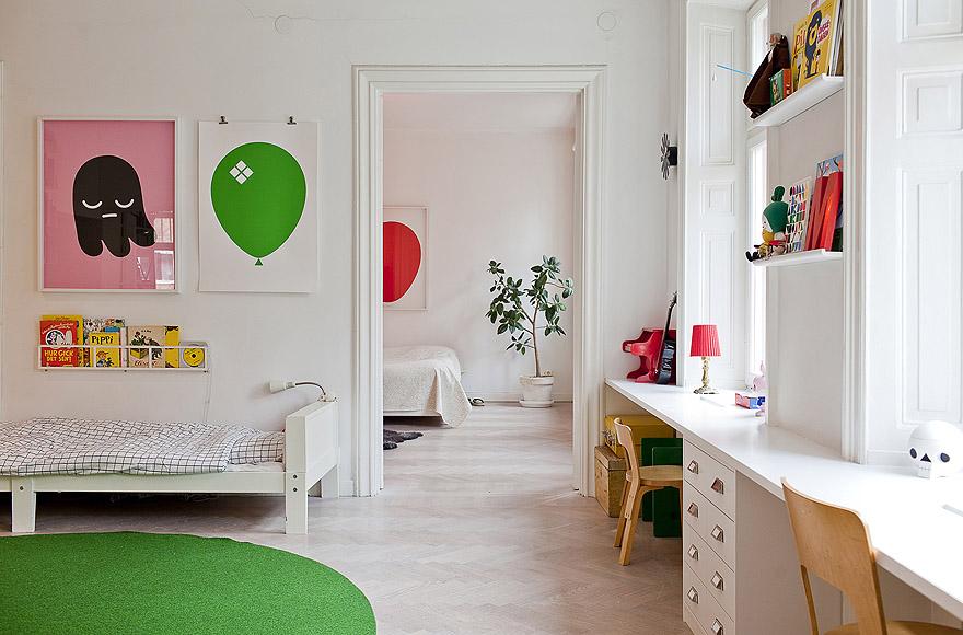 weiss als farbe im kinderzimmer der kinder r ume blog. Black Bedroom Furniture Sets. Home Design Ideas