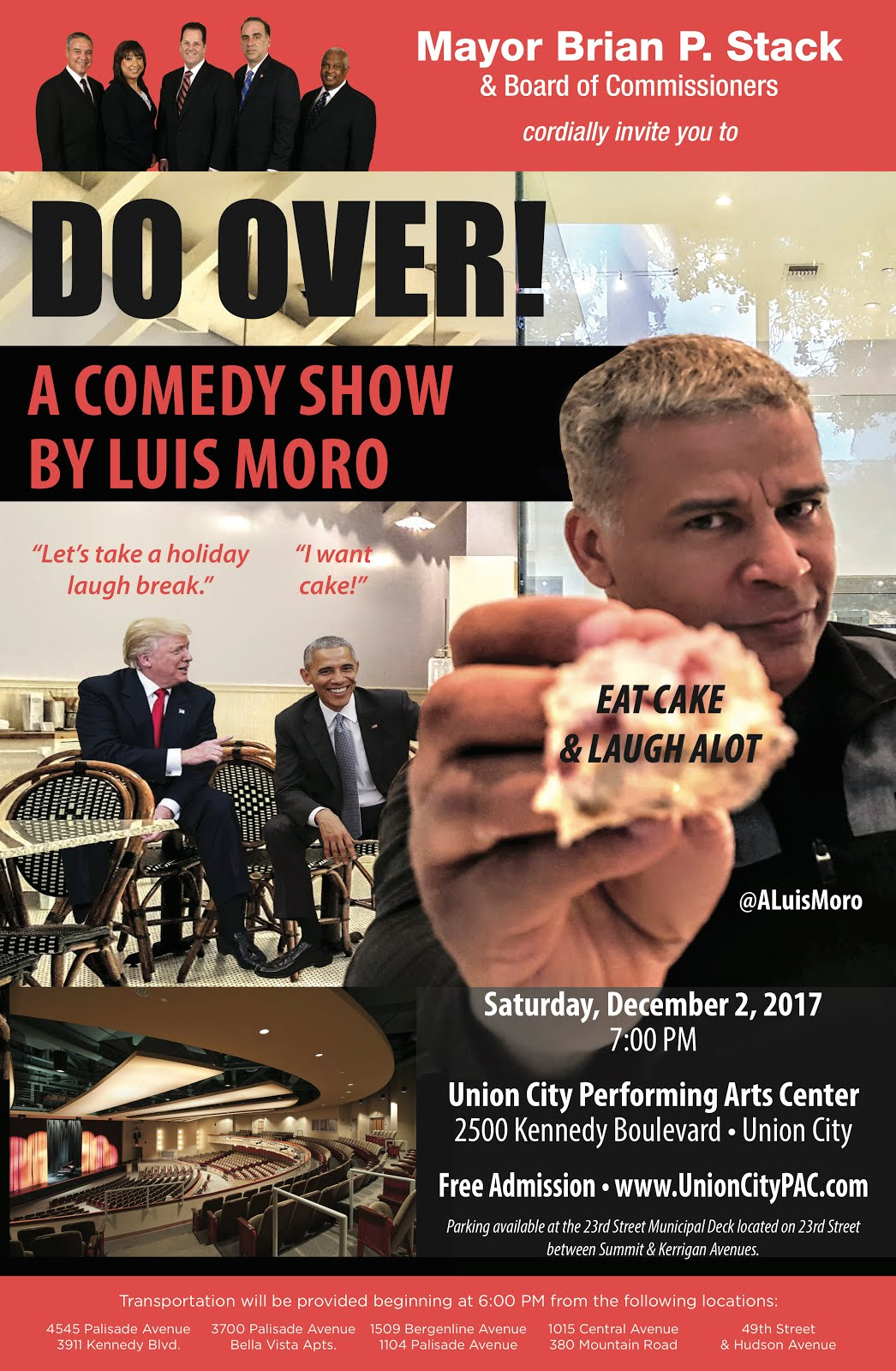 """Luis Moro in """"Do Over"""""""